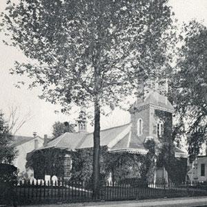 St Georges exterior