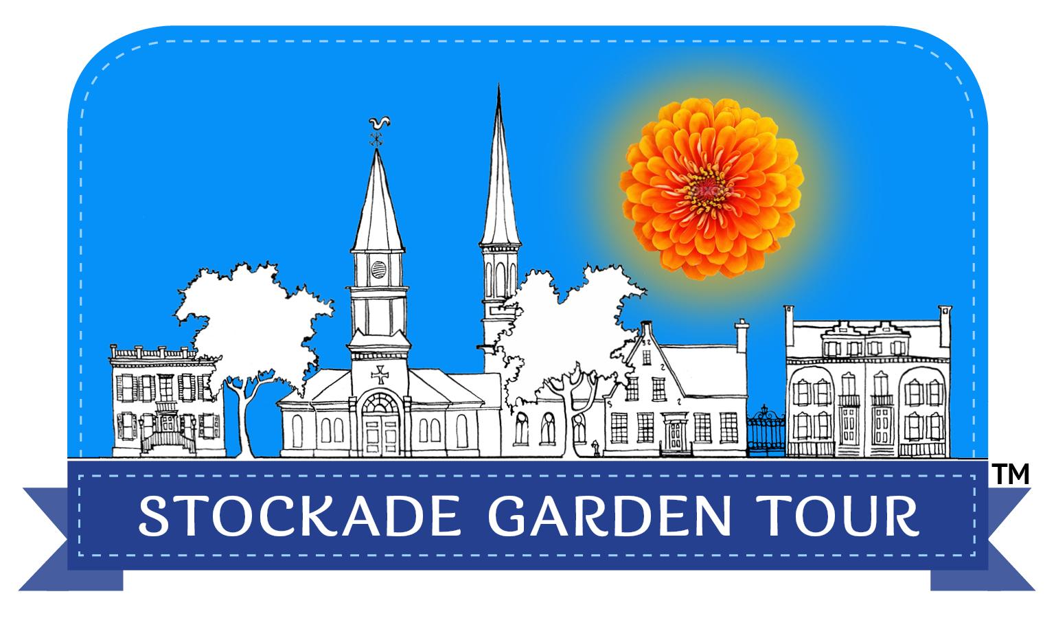 stockade garden tour banner