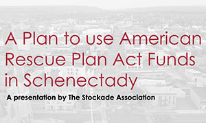 American Rescue Plan Act Funds Recommendations